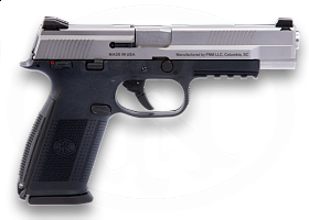 FNH FNS-9L SEMI AUTOMATIC 9MM PISTOL