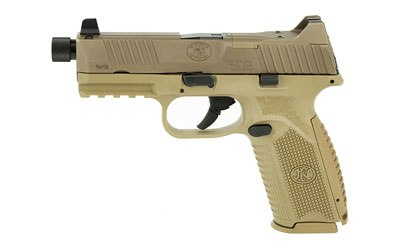 FN 509 TACTICAL SEMI-AUTOMATIC 9MM PISTOL RANGE PACK