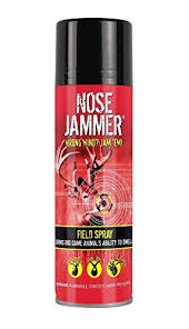 NOSE JAMMER FIELD SPRAY