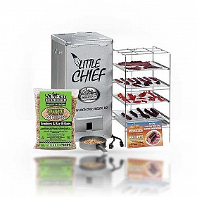 SMOKEHOUSE LITTLE CHIEF TOP LOAD SMOKER 9800