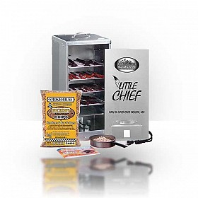 SMOKEHOUSE LITTLE CHIEF FRONT LOAD SMOKER 9900