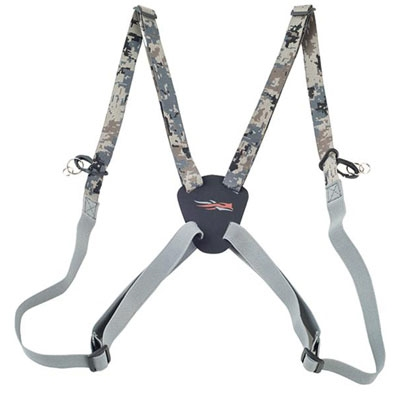 SITKA OPTIFADE OPEN COUNTRY BINO HARNESS