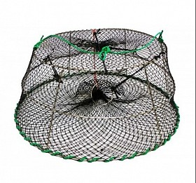 KUFA STAINLESS STEEL PRAWN/CRAB TRAP