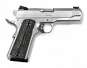 REMINGTON MODEL 1911 R1 ENHANCED COMMANDER STAINLESS 45ACP SEMI AUTOMATIC PISTOL
