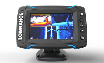 LOWRANCE ELITE 5Ti MED/HIGH FISH FINDER COMBO WITH NAV+ (MAPS)