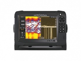 LOWRANCE HDS-7 CARBON NO XD