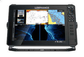 LOWRANCE HDS-12 LIVE WITH ACTIVE IMAGING