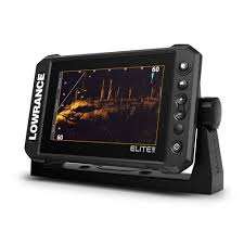LOWRANCE ELITE FS 9 WITH NO TRANSDUCER