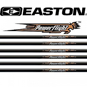 EASTON POWERFLIGHT 340 CARBON ARROW BLAZER