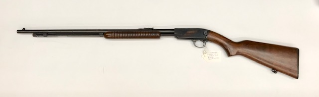 WINCHESTER MODEL 61 .22 WMR PUMP ACTION RIFLE AAA13268
