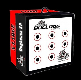 BULLDOG DOGHOUSE XP ARCHERY TARGET