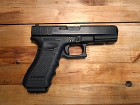 GLOCK 37 45GAP S/A PISTOL FIXED SIGHT