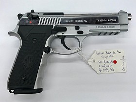 GIRSAN YAVUZ 16 REGARD 9MM SEMI AUTOMATIC BRIGHT WHITE PISTOL CONR6040