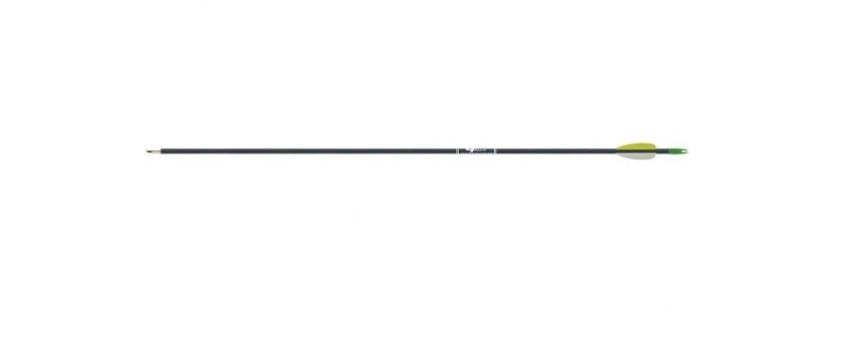 FIBA BLACK GOLDTIPPED ARROW