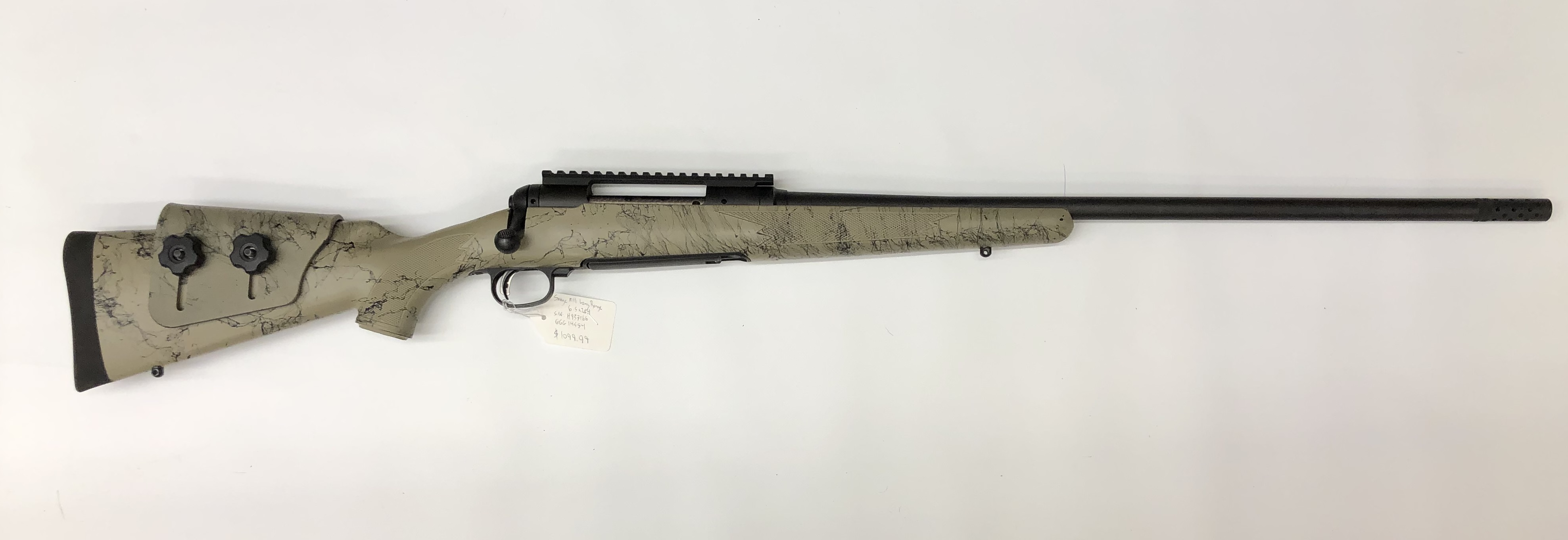 SAVAGE 111 6.5 X 284 BOLT ACTION RIFLE GGG14584