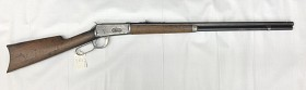 WINCHESTER 1894 25/35 WCF LEVER ACTION RIFLE III14996