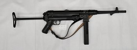 GSG MP40 22LR SEMI-AUTO RIFLE.