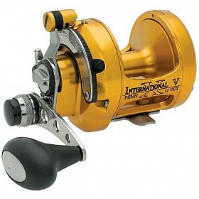 PENN INTERNATIONAL VSX TWO SPEED REEL