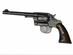 COLT 1892 NEW ARMY DOUBLE ACTION .38 SPCL R5353