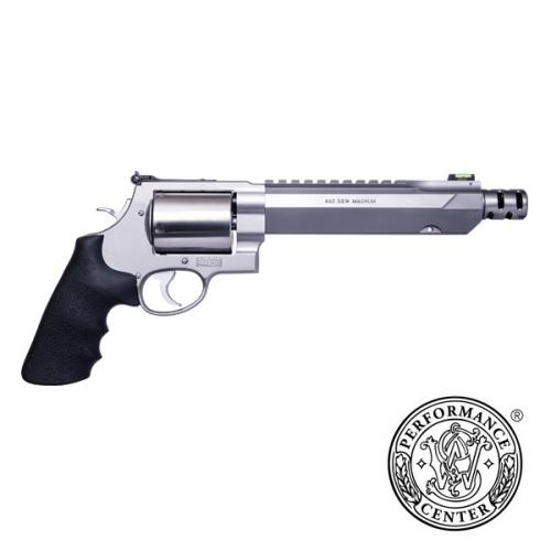SMITH AND WESSON PERFORMANCE CENTER MODEL 460 XVR 460 S&W MAGNUM REVOLVER