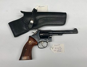 SMITH AND WESSON 17-3 22LR 6 SHOT REVOLVER R6077