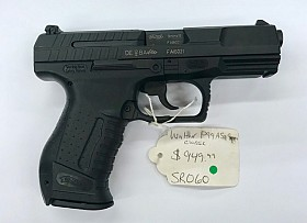 WALTHER P99 AS 9MM CLASSIC SEMI-AUTOMATIC PISTOL SR060