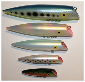 "TOMIC LURES CLASSIC 4"" PLUG"