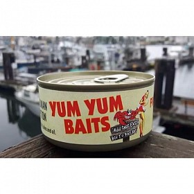 YUM YUM PRAWN AND CRAB BAIT CAN 160G