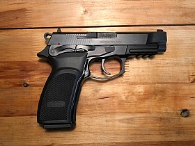 BERSA THUNDER PRO 9 S/A 9MM DOUBLE ACTION PISTOL